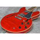 Gibson USA / ES-335 Dot Reissue / Cherry Good condition From JAPAN