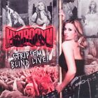 Strip 'Em Blind Live by Hydrogyn (CD, Jul-2007, DA Music)