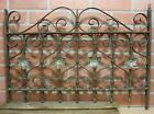 FLOWERS Fence Window Gate Old Architectural Hardware