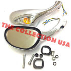 Turn Signal Rear View Mirror for 150cc Scooter 150t 12 Jonway Shenke Adventure