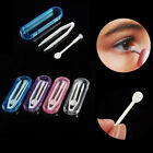 2 set Random Color Eyes Care Contact Lenses Plastic Tweezers Insert Remover