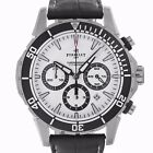 Perrelet A1054 Seacraft Stainless Steel Automatic Chronograph Movement on Strap