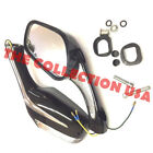 Rearview Turning Signal Mirrors Gy6 50cc 150cc 250cc Scooter Moped 8mm W Bolt