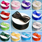 15 inch x 25 yards Satin Edge ORGANZA RIBBON Wedding FAVORS Crafts Invitations