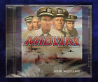 MIDWAY Soundtrack CD by John Williams. SS, NEW, Varese Sarabande, Limited 3000