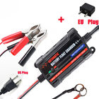 Battery Charger Float Trickle Maintainer 612v For Rv Car Truck Mowereuau Plug