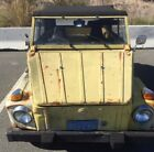 1973 Volkswagen Thing 1973 VW Thing 120K miles mostly stock runs good body ok