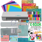 Silhouette Cameo 3 Machine Vinyl Sheets Siser HTV Pens Cover and many more