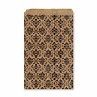 100 Damask Print Gift Bags Merchandise Bags Paper Bags 4x 6