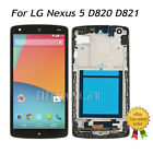 For LG Google Nexus 5 D820 D821 LCD Display Touch Screen Digitizer Replacement