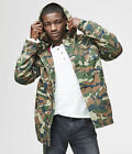 aeropostale mens camo military jacket