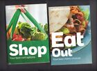 Weight Watchers Books Eat Out And Shop Your Best Menu Chart Options