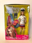 2001 Play Along ~ Britney Spears Performing For You Doll  ~NIB #20200