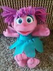 Sesame Street Hasbro Abby Cadabby 8 Tall Plush Stuffed Doll
