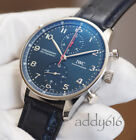 IWC Portugieser Chronograph Rattrapante Edition Boutique Munich IW371217 NEW