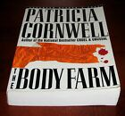 The Body Farm Patricia Cornwell Signed 1st Edition Proof Advance Reader ARC