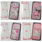 Cute Hello Kitty Pink Bow Cartoon Bear Fullbody Case Cover for Iphone 8 6S 7plus