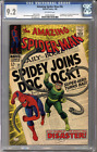 Amazing Spider man 56 CGC 92