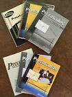 Abeka Precalculus Complete Student and Teacher Materials Current Edition