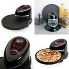 Rotating Oven Pizza Cooker Baking Cookies Kitchen Food Presto Pizzazz Plus Set