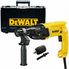 Dewalt D25033 240v SDS+ SDS Plus Hammer Drill 3 Mode + Keyless Chuck