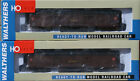 Two Walthers HO Scale Pennsylvania Railroad (PRR) B60b Baggaage Cars - 932-5837