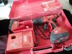 Hilti SF150-A Cordless Drill kit.12 volt 3 amp with 2 batteries in carry case