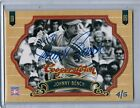 2012 Panini Cooperstown JOHNNY BENCH Autograph #4 5 #138 (B1922)
