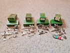 Large Vintage Lot of Singer Sewing Machine Accessories Attachments Parts Tools