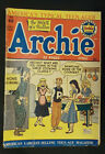 Archie 45  1950  EARLY ISH  OFF WHITE PAGES  APPROVED READING  hayfamzone
