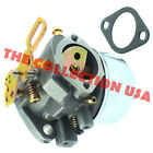 TECUMSEH 632334A CARB HM70 80 HMSK80 90 FITS 38574 828 POWER SHIFT SNOWTHROWER