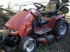Toro Wheel Horse 417XT garden tractor with deck and a power bagger Kawasaki mo