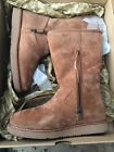 NIB New In Box UGG Sunset III Boots in Chestnut  Size 6 Model 1004339