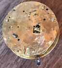 Antique Rob Ward London Signed Pocket Watch Movement Fusee