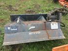 Ingersoll Rand Skid Steer Bobcat Hydraulic Tiller Attachment