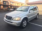 2004 Mercedes-Benz M-Class Base Sport below $2100 dollars