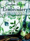 The Complete Book of Embroidery  (ExLib) by Melinda Coss
