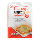 Yopokki Korean Traditional Food Cheese TTEOKBOKKI Rice Cake 1Pack Spicy Halal