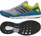 ADIDAS Supernova Sequence 9 m Mens Sizes 95115 D Grey Blue AQ3534 NEW