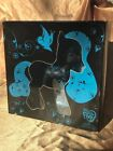 My Little Pony MIB G3 Collector Art Pony Black and Blue Mint in Box 2007 2008