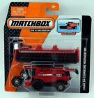 Matchbox On A Mission Real Working Rigs Case IH Combine Harvester