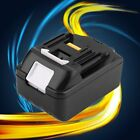 Replacement 18V 4.0Ah Lithium Ion Battery For Makita BL1840 BL1830 BL1815 BL1850