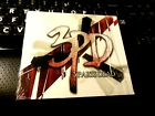 3 Parts Dead by 3 Parts Dead (CD 2013 Heels Up Music) SIGNED! AUTOGRAPHED!