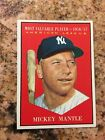 Ultimate Guide to 1950s Mickey Mantle Topps and Bowman Cards 30