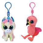 TY Beanie Boos - WINTER 2017 Releases SET of 2 Key Clips (Blitz