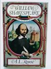 William Shakespeare a Biography 1st Ed Signed by Rowse A L