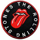 The Rolling Stone Music Band Patch Embroidered Iron on Hat Jacket Hoodie Backpac