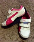 Pre owned Girls Puma Shoes size 1 EUC