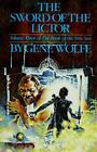 The Sword of the Lictor  (ExLib) by Gene Wolfe