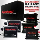Two Xentec Xenon HID Kit s Replacement Ballasts 35W 55W Honda Accord Civic City